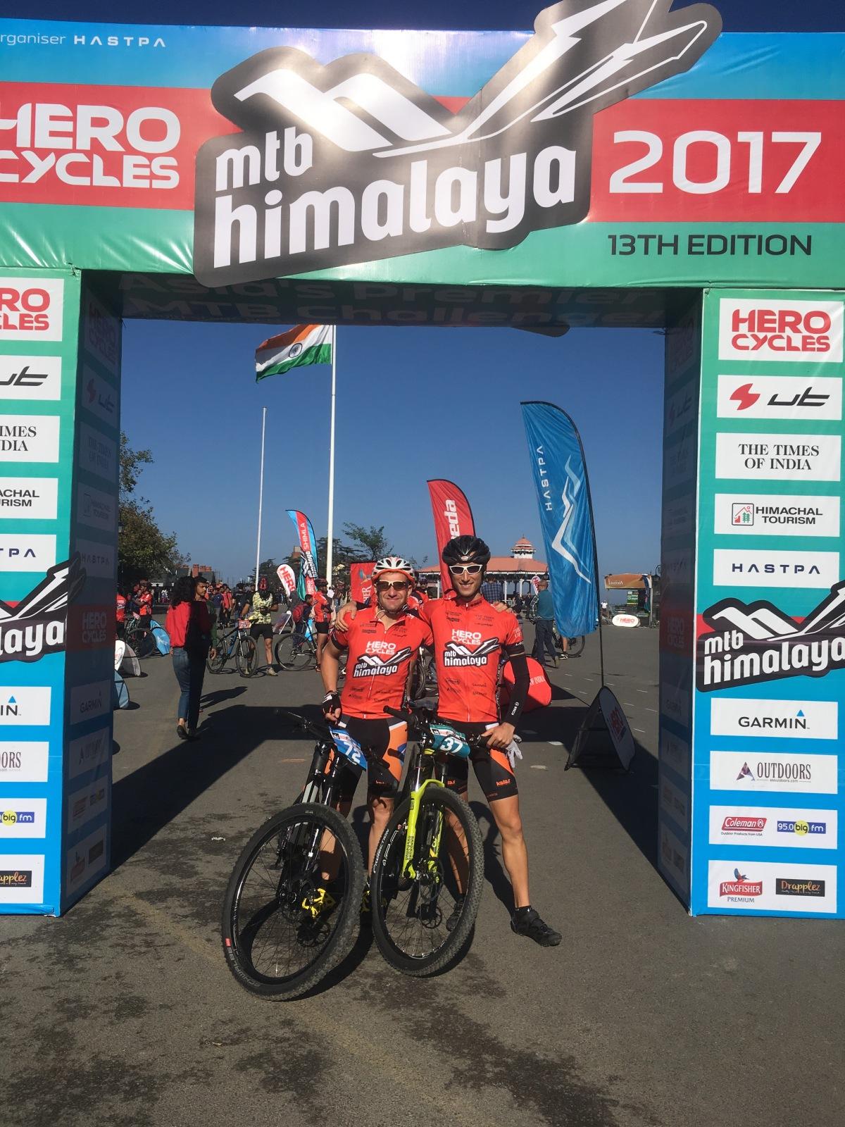 MTB Himlaya 2017 – Prolog und ersteEtappe