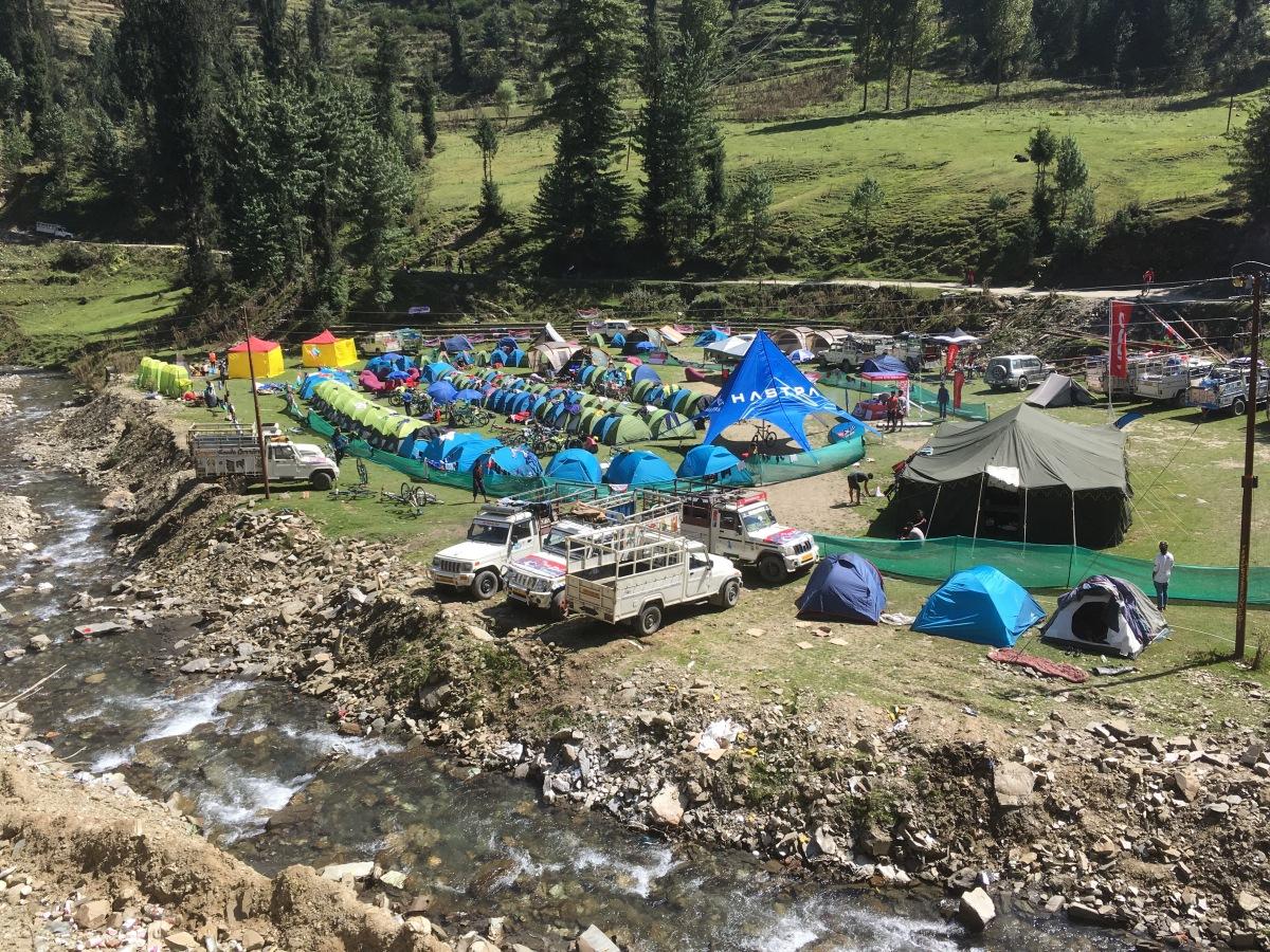 MTB Himalaya 2017 – Etappe 2/3 undRuhetag