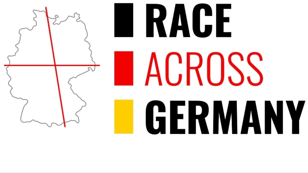 Race Across Germany / 24h vor dem Start