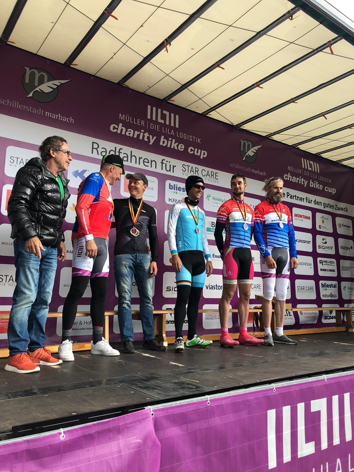 Lila Logistic Charity Bike Cup – mein erstesStraßenrennen