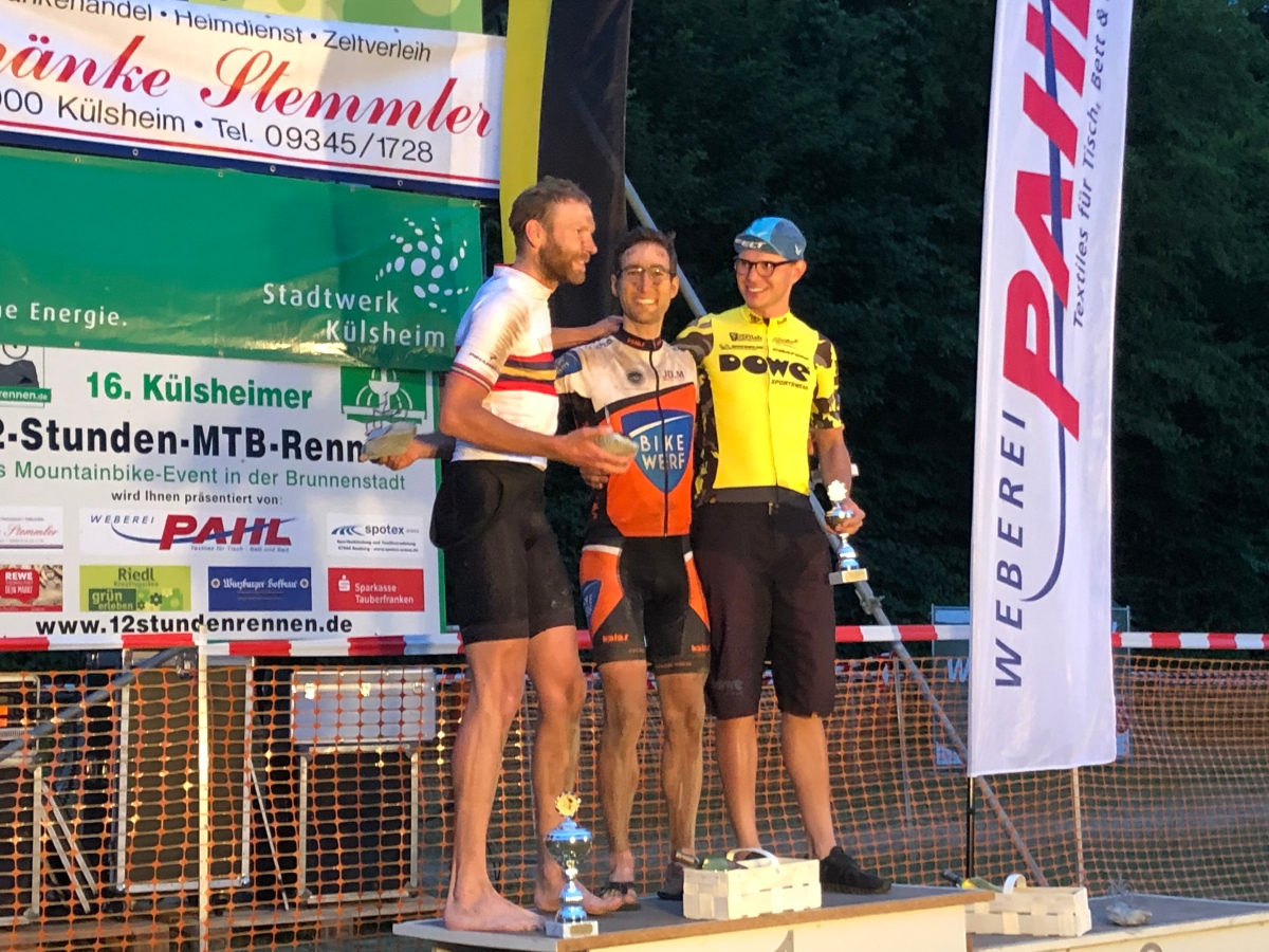 Presse – Main Echo – 21.07.2019 – Jochen Böhringer ist »König vonKülsheim«